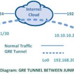 Juniper SRX To Linux GRE Tunnel